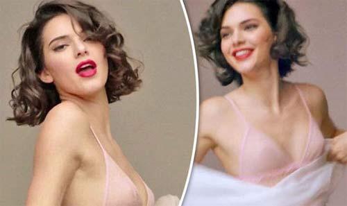 Đệ nhất hot girl Hollywood gây sốc với nội y trong suốt - 7