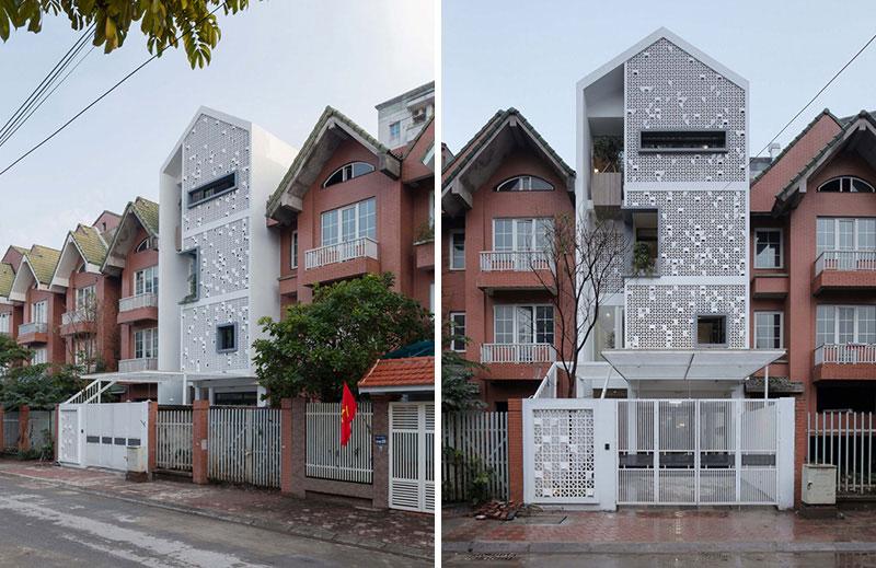 Ngôi nhà trắng tinh khôi ở Hà Nội được báo Mỹ xuýt xoa khen ngợi - 2