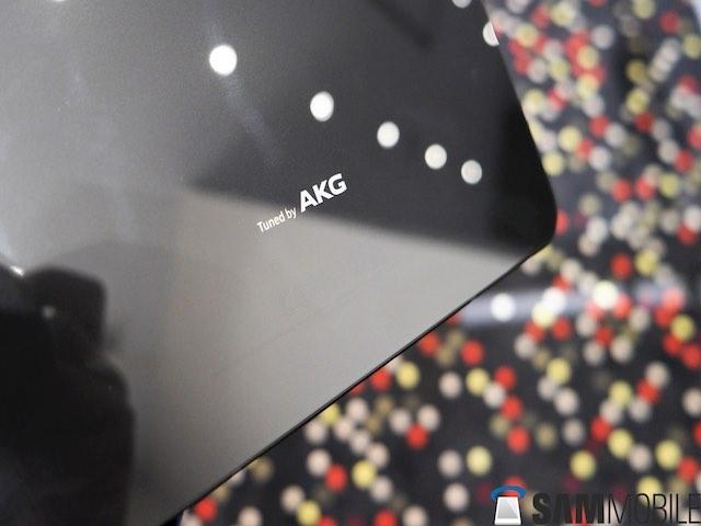 Samsung sẽ ra mắt Galaxy Tab S3 với 4 loa AKG trong tháng 6?