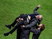 Bóng đá - MU lên đỉnh Europa League: Mourinho, 4 thiên đường và 9 tầng mây