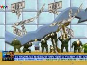 Tài chính - Bất động sản - Dòng tiền đổ mạnh vào thị trường chứng khoán Việt Nam