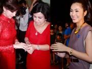 Bố mẹ chồng sao Việt gây choáng vì tặng đồng hồ ngàn đô, trang sức tiền tỷ