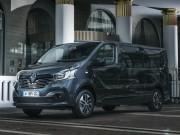 Tin tức ô tô - Renault Trafic SpaceClass: Đối thủ Mercedes V-Class