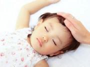 Sức khỏe đời sống - Nên cho trẻ uống thuốc hạ sốt khi nào?