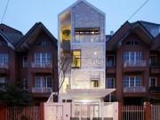 Tài chính - Bất động sản - Ngôi nhà trắng tinh khôi ở Hà Nội được báo Mỹ xuýt xoa khen ngợi