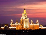 ĐH đẹp nhất nước Nga lung linh như tòa lâu đài trong cổ tích