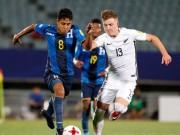 Bóng đá - U20 Việt Nam được HLV New Zealand mách nước để thắng U20 Honduras