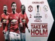 MU vô địch Europa League: Nhuộm đỏ cả trời Âu (Infographic)