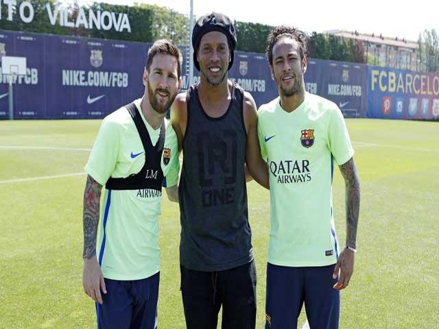 """Chung kết cúp nhà vua: Barca nhờ Ro """"vẩu"""" tiếp lửa cho Messi"""