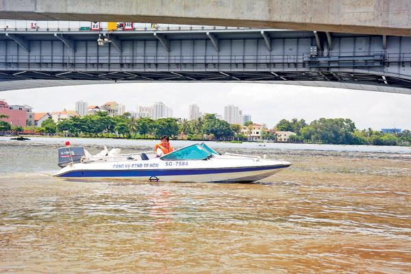 Vị cứu tinh dưới chân cầu Sài Gòn - 2