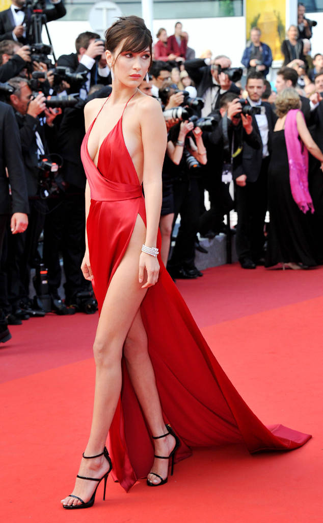 """Kiều nữ """"hot"""" nhất Hollywood mặc váy trong suốt gây sốc - 8"""