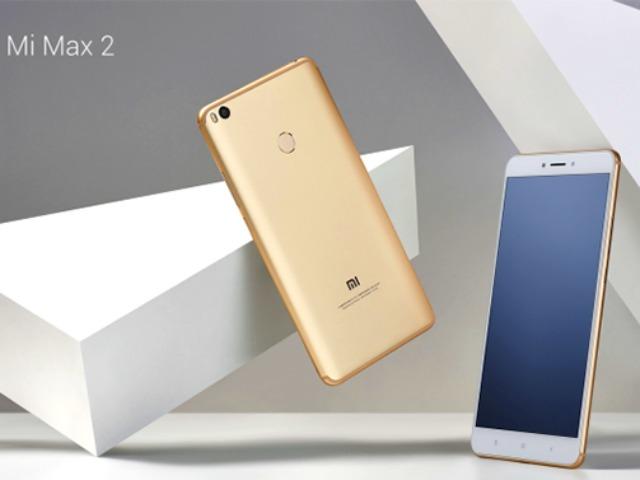 """CHÍNH THỨC: Smartphone pin """"khủng"""" Xiaomi Mi Max 2 ra mắt"""