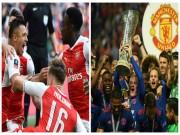 Bóng đá - MU vô địch Europa League, trở lại cúp C1: Vẽ đường cho Arsenal