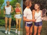 Thời trang - Khó tin đàn ông thập niên 70 đã từng... mặc quần 5cm