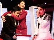 Ca nhạc - MTV - Ngọc Sơn, Quang Lê bật khóc nức nở trên sóng truyền hình