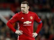 """Bóng đá - MU: Rooney ra đi, Mourinho đau đầu chọn """"Quỷ đầu đàn"""""""