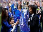 Bóng đá - Ngoại hạng Anh 2016/17: Thiên tài Conte và cuộc cách tân vĩ đại