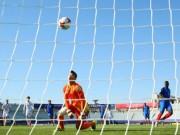 Bóng đá - Thua đậm U20 Pháp, thủ môn U20 Việt Nam vẫn được báo Tây khen