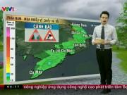 Tin tức trong ngày - Dự báo thời tiết VTV 26/5: Mưa to diện rộng ở Nam và Trung Bộ