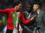 Bóng đá - Đội hình hay nhất Europa League: MU thao túng với Ibra, Romero