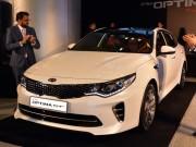 Kia Optima GT 2017 có giá 953 triệu đồng