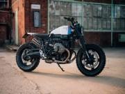 Thế giới xe - JvB-Moto BMW R nineT Scrambler: Hiện đại và hầm hố