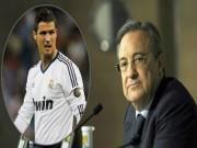 """Bóng đá - """"Bố già"""" Perez ủ mưu """"trảm"""" Ronaldo: Săn tìm """"Người thừa kế"""""""