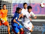 Bóng đá - U-20 Việt Nam-U-20 Pháp (0-4): Thua thế còn ít!