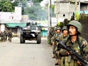 Thế giới - Cận cảnh quân đội Philippines tìm diệt IS trên đường phố