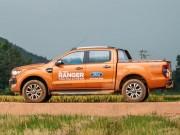 Ford Ranger ở Việt Nam thêm bản mới giá 866 triệu đồng