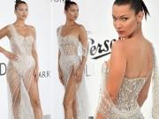 """Thời trang - Kiều nữ """"hot"""" nhất Hollywood mặc váy trong suốt gây sốc"""