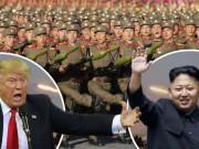Lộ kế hoạch 4 điểm ông Trump đối phó vấn đề Triều Tiên