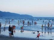 Tin tức trong ngày - Đà Nẵng: Một du khách Hàn Quốc đuối nước khi tắm biển