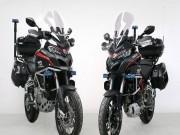 Thế giới xe - Cảnh sát Ý tuyển hàng khủng Ducati Multistrada 1200S