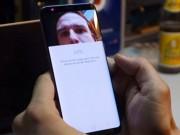 """Samsung phản pháo vụ  """" qua mặt """"  bảo mật mống mắt"""