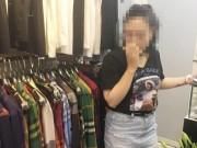 """An ninh Xã hội - Chủ shop quần áo kể lại phút """"chiến đấu"""" với kẻ truy sát vợ ở Hàng Bông"""