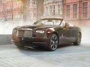 Rolls-Royce Dawn Mayfair Edition đặc biệt nhất thế giới