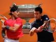 Phân nhánh Roland Garros:  Chung kết sớm  Nadal - Djokovic