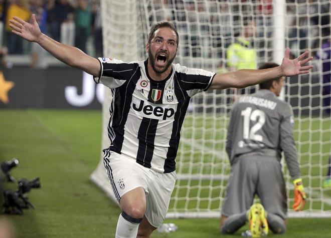 Chung kết cúp C1 Real - Juventus: Ronaldo đại chiến Higuain - 3