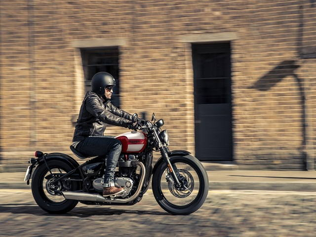 Triumph công bố màu sắc mới cho các mô hình 2018