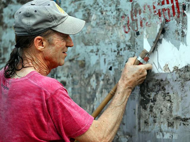Gặp cựu binh dù Mỹ trở lại Hà Nội diệt… tường bẩn - 14