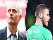 """Bóng đá - Mourinho dùng De Gea làm """"mồi nhử"""": Câu 4 """"Sao bự"""" Real"""