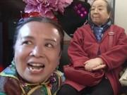 """"""" Dung Ma Ma """"  tuổi 81 chật vật cảnh sống neo đơn, làm bạn với chó mèo hoang"""