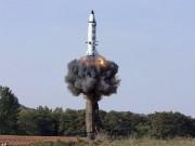 Mỹ lần đầu tìm cách đánh chặn tên lửa hạt nhân Triều Tiên