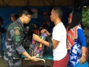 Đi bộ suốt 32km để chạy trốn khủng bố IS ở Philippines