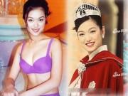 Thời trang - Hoa hậu đẹp nhất Hồng Kông cô đơn, mắc bạo bệnh ở tuổi 39