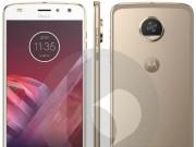 Lenovo sắp  trình làng  smartphone tầm trung Moto Z2 Play