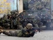 Philippines đem vũ khí hạng nặng đến giao chiến IS
