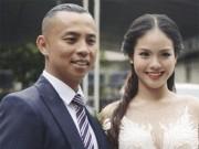Choáng với nhan sắc vợ trẻ kém 20 tuổi của Chí Anh sau khi sinh con