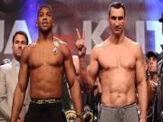 Tin HOT thể thao 27/5:  Tiến sỹ búa thép  Klitschko tính chuyện nghỉ hưu